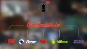 Restreamio tool for video content creation
