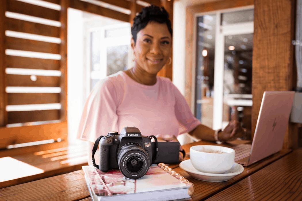 on-camera confidence course