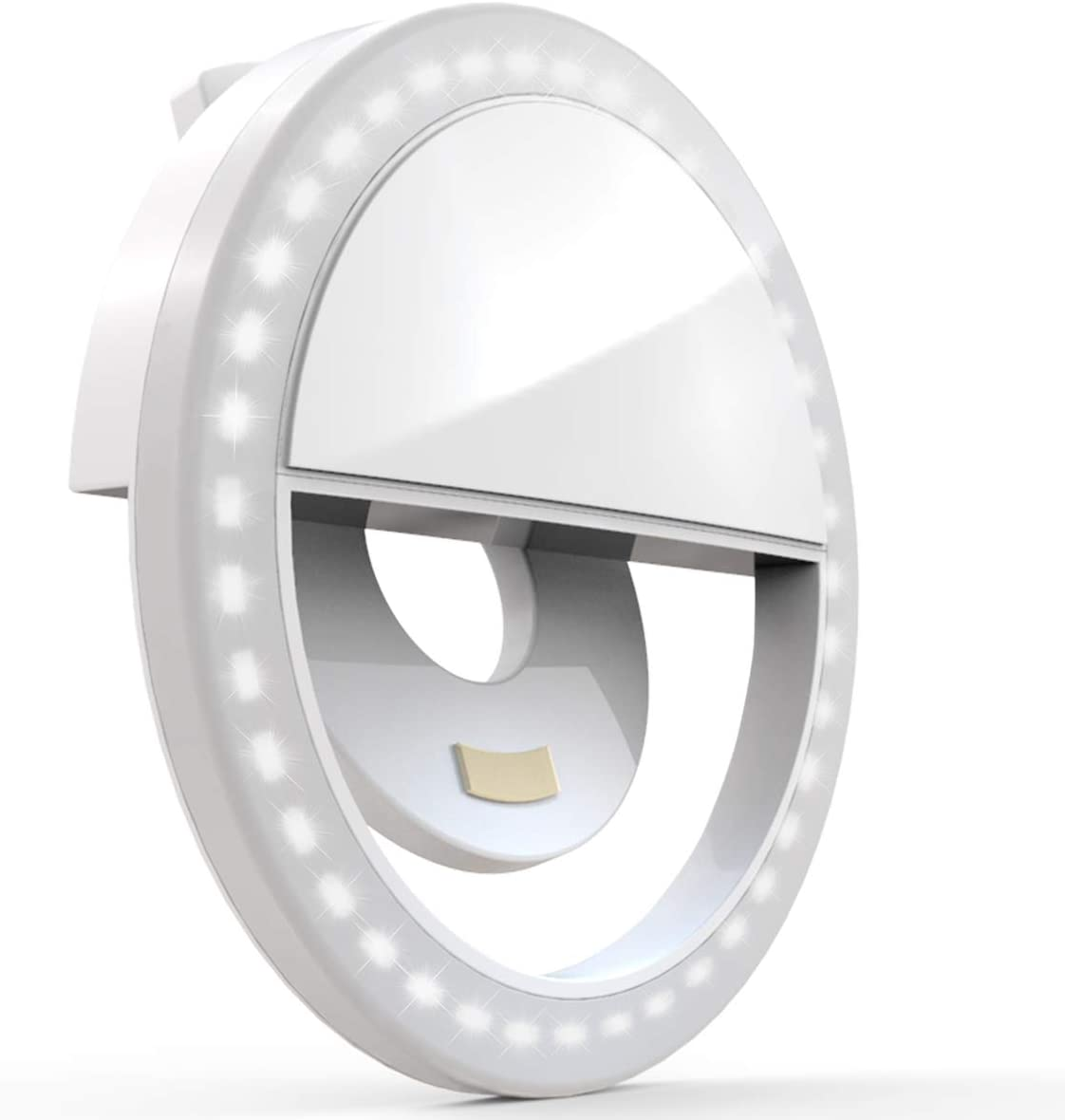 personal selfie ring light