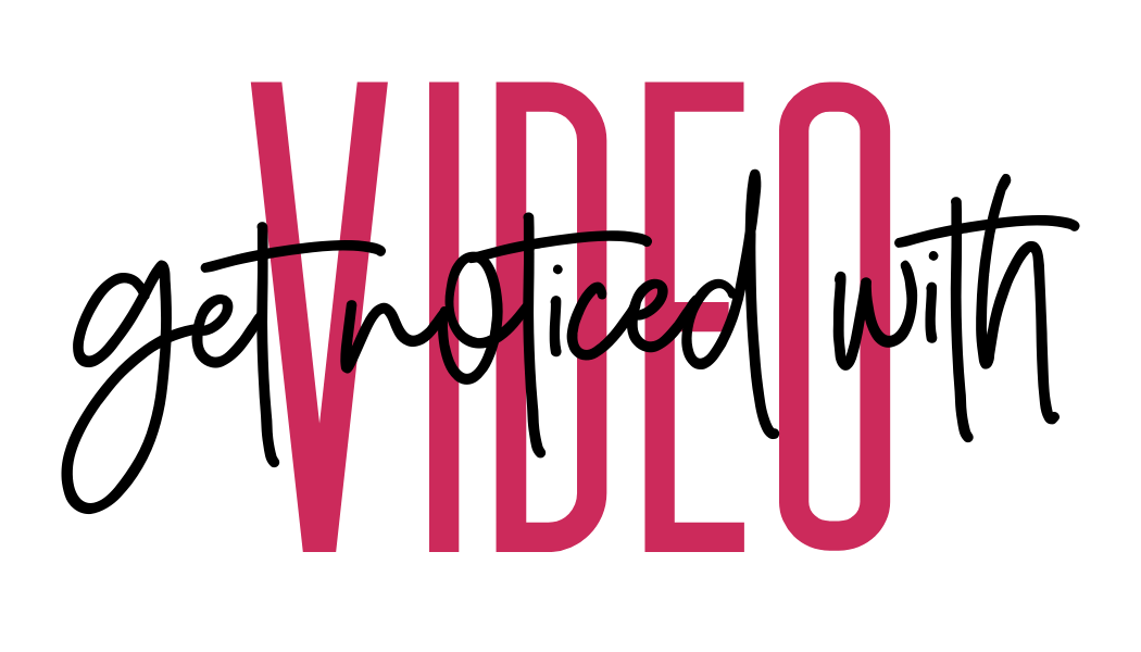 Get Noticed with Video Logo